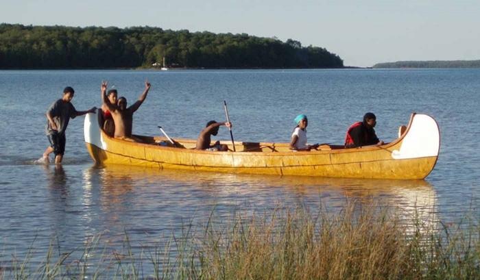 Cape Croker Canoeing