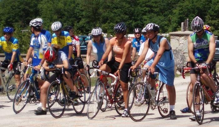 Cape Croker Cycling