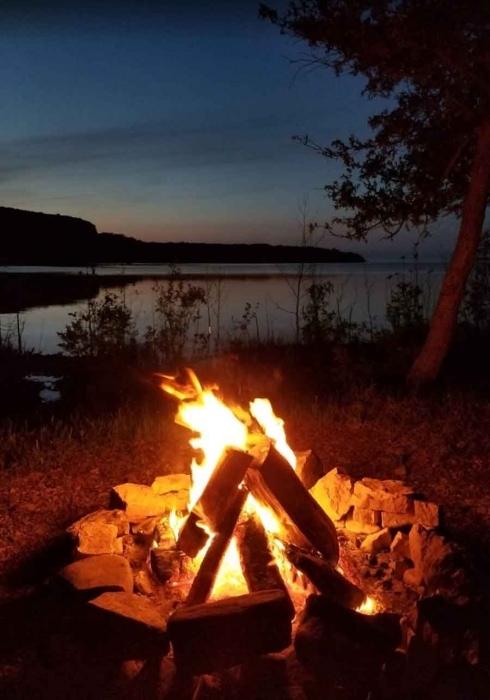 Cape Croker Park Campfire