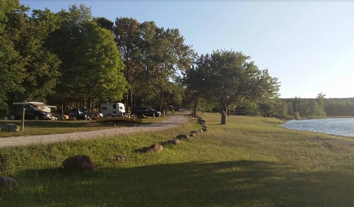 Cape Croker Park Camping