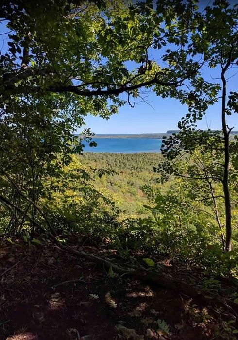 Cape Croker Park Hiking