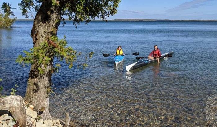 Cape Croker Park Kayaking