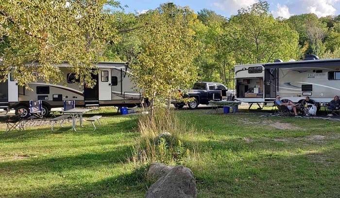 Cape Croker RV Camping