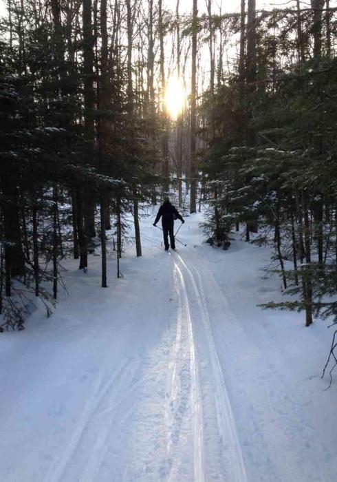 Cape Croker XC Skiing